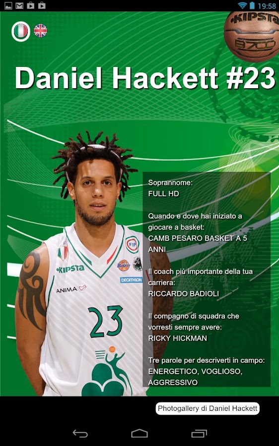 MensSana Basket 2012-2013- screenshot