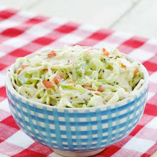Cool Ranch Coleslaw.