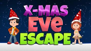 Screenshot of X Mas Eve Escape