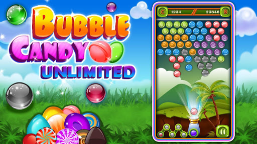 Bubble Candy Unlimited