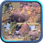 Blue Ridge Parkway Jigsaw icon