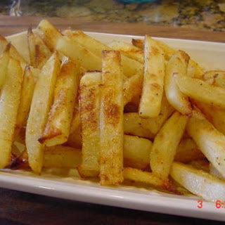 Best Oven Baked Fries and Potato Wedges.