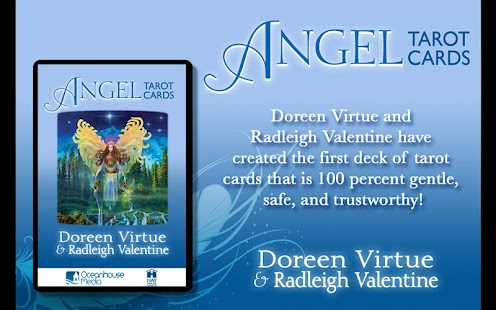 Angel Tarot Cards- screenshot thumbnail