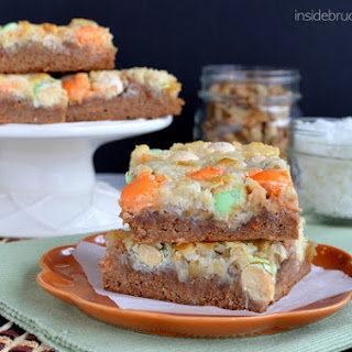 Carrot Cake Magic Bars Recipe