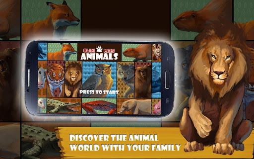 Blini Kids Animals Educational