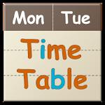 TimetableCalendar Free 1.0.14 Apk