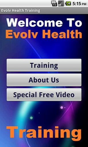 【免費商業App】Struggling in Evolv Health Biz-APP點子