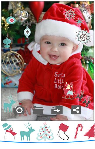 Christmas Santa Camera