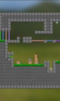 Screenshot of Box Fox - Puzzle Platformer