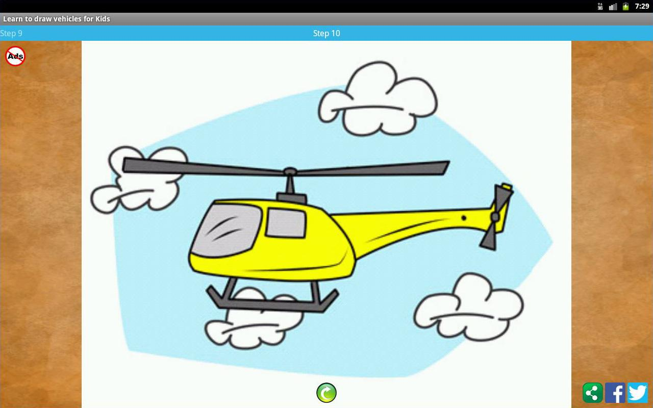 learn to draw vehicles kids android apps on google play