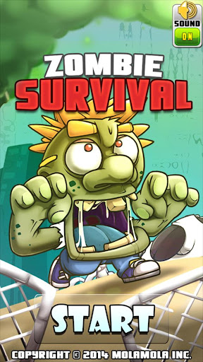 Zombie Survival : Eat them all