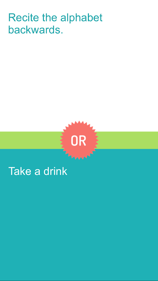 Drink or Dare- screenshot