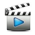 Film streaming icon