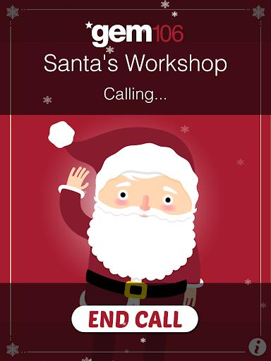 【免費娛樂App】Gem 106 - Santa Voicemail-APP點子