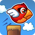 Floppy Bird - Flap Again icon