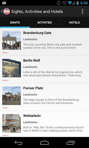 Holidayen Berlin Guide