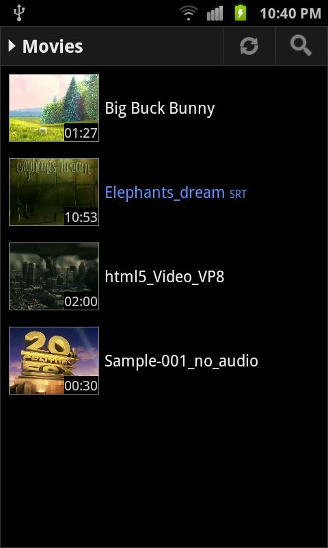 MX Player - screenshot