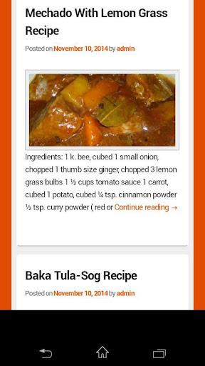 【免費健康App】Kusina Master Recipes-APP點子
