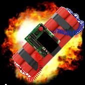 Time Bomb Crash Screen