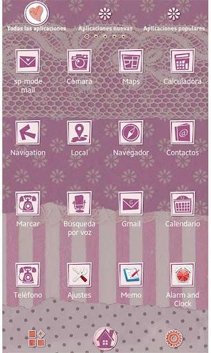 Girly Theme Sweet Pink Collage 1.0.0 Windows u7528 3