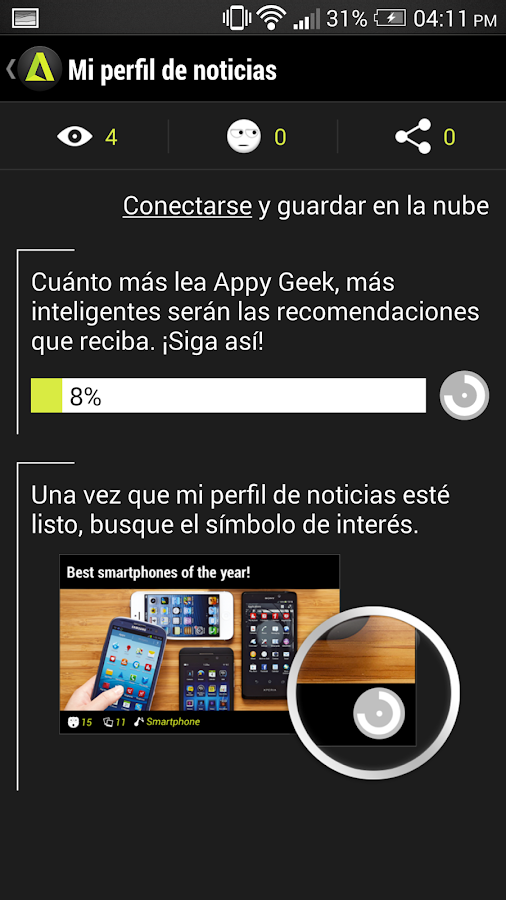 Appy Geek - screenshot