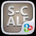 S-CALE GO Launcher Theme icon