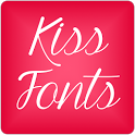 Fonts - Kiss for FlipFont Free icon