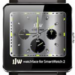 JJW Chrono Steel Watchface SW2