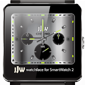 JJW Chrono Steel Watchface SW2