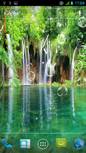 Waterfall Live Wallpaper - screenshot thumbnail