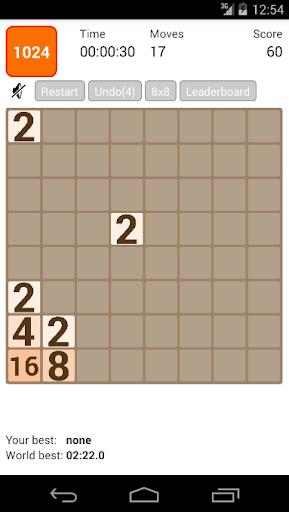 2048 3x3 - 10x10