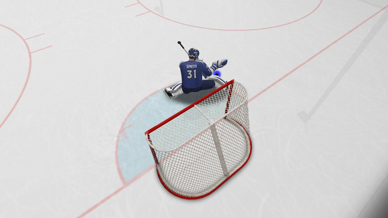 Virtual Goaltender- screenshot