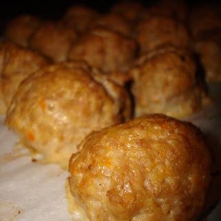 Tasty Turkey Meatballs.