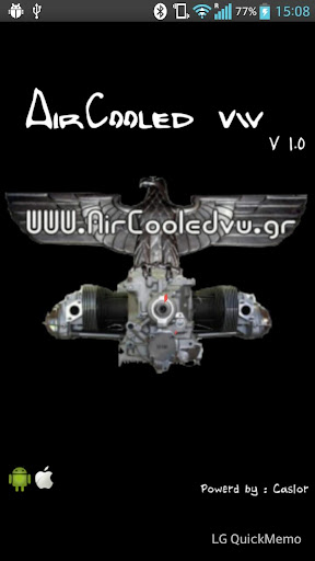Aircooled vw pro Full Beetle