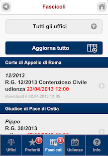 Giustizia Civile- screenshot thumbnail