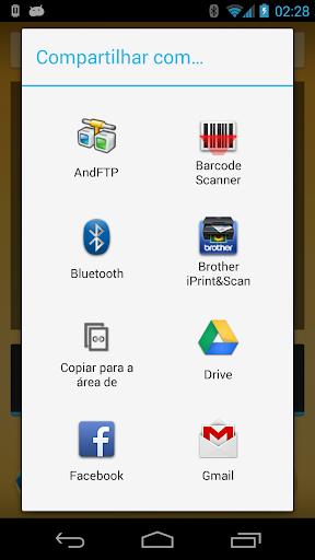 NFC Share Button