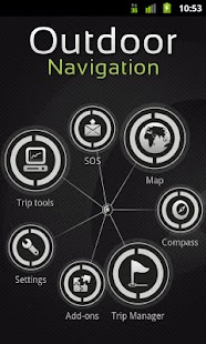 Outdoor Navigation Viewsonic - screenshot thumbnail