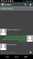 Screenshot of CekTagihan