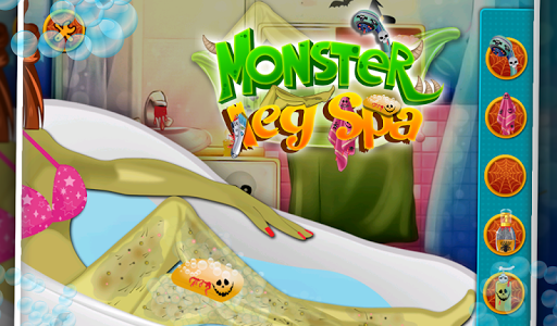 Monster Leg Spa - Girls Game v8.1