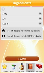 8,500+ Drink Recipes Free - screenshot thumbnail