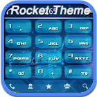 RocketDial Theme Tech Blue icon