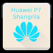 P7 Shangrila CM11 theme