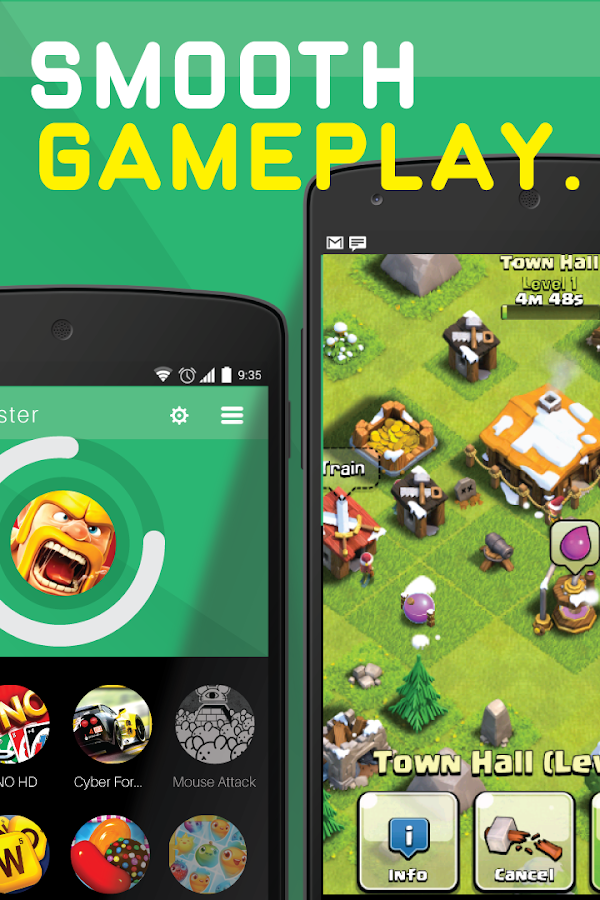 Game Booster - Speed Up Phone- screenshot