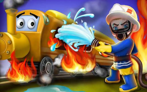 Fire Train! Babies Adventure 1.1 screenshots 11
