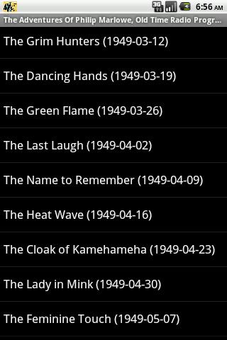 玩音樂App|Adventures of Philip Marlowe 1免費|APP試玩