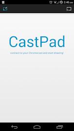 CastPad for Chromecast Screenshot 1