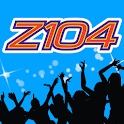 Z104 The 757 Hit Music Station logo