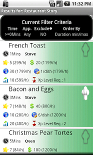 Cookbook Story Optimizer- screenshot thumbnail