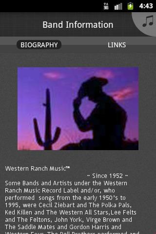 Western Ranch Music - screenshot