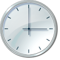Time Zone Clock icon